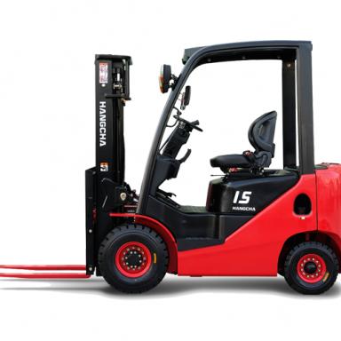 Chariot élévateur diesel et gaz de 1,5T à 1,8T
