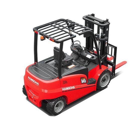 Chariot élévateur électrique 4 roues 4T – 4,5T & 5T