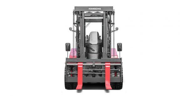 Chariot élévateur électrique 4 roues de 12 – 14 – 16T à 600mm