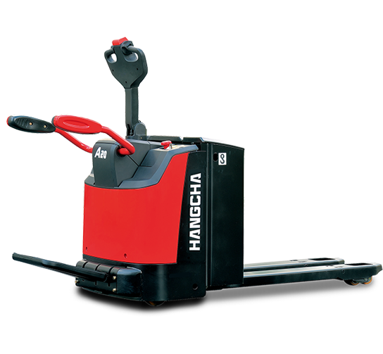Transpalette batterie plomb