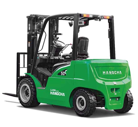Chariot élévateur électrique 4 roues 4T – 4,5T & 5T Lithium